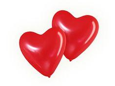'Lot de 25 ballon de baudruche en forme de coeur rouge La décoration incontournable pour toute fête d''anniversaire de mariage ou soirée de Saint Valentin. Le ballon en forme de coeur accompagnera de très belle manière un cadeau romantique ou une demande en marriage, parfait pour décorer vos événements sur le thème de l'amour baptême fille surprise femme amoureuse Trendmaus.de http://www.amazon.fr/dp/B00E5GWQOS/ref=cm_sw_r_pi_dp_KuD.ub15DQZ51