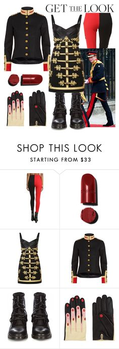 """""""Untitled #15"""" by kate-dovgal ❤ liked on Polyvore featuring Iron Fist, Dolce&Gabbana, Denim & Supply by Ralph Lauren, Proenza Schouler and Aristide"""