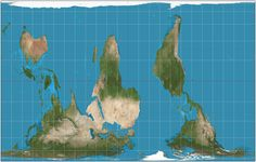 Gall peters projection map maps pinterest projection mapping peters corrective map of the earth everything you see is upside down truth vs lies good vs evil light vs darkness etc etc etc gumiabroncs Image collections