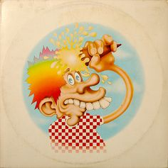 """Grateful Dead - Europe live album cut - """"He's Gone"""" Grateful Dead Europe 72, Grateful Dead Albums, Grateful Dead Album Covers, Ice Cream Kids, Hes Gone, Kids Stickers, Cool Bands, Music Artists, Vinyl Records"""