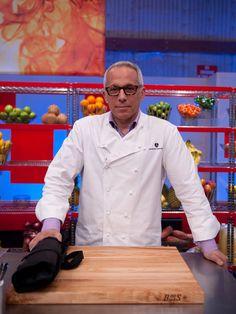 My favorite Iron Chef!