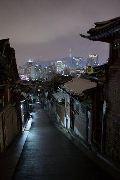 Seoul Skyline by MF Charlie Chan|Қɽα₰