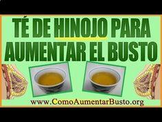 Hinojo para hacer crecer el busto - Propiedades de las semillas de hinojo para los senos - YouTube