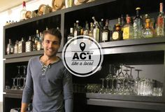 Amsterdam's Leon Knoors shares how to act and eat like a local