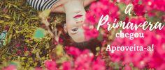 A Primavera Chegou. Aproveita-a!   Blog   Faces With Stories Cosmetics Faces, Cosmetics, Blog, Face Brushes, Perfect Foundation, Spring, The Face, Blogging, Face