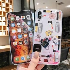 Luxury quicksand cosmetic case mobile phone case for iphone XS MAX cas – Touchy Style