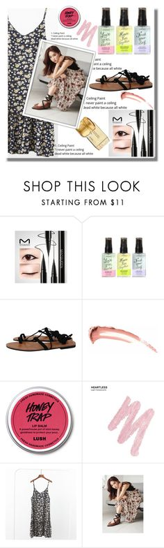 """YesStyle Polyvore Group "" Show us your YesStyle """" by edita-n ❤ liked on Polyvore featuring Etude House and Urban Decay"
