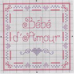 free chart, I love you baby