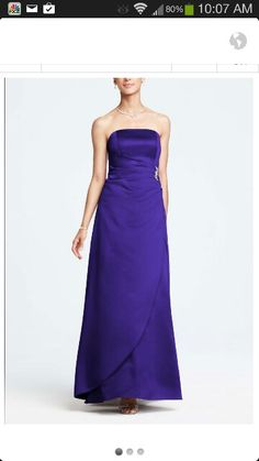 The color regency for all of my bridesmaids.