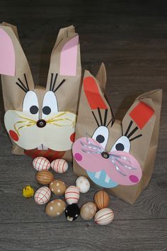 Cute easter basket! Happy Easter :=)      For Instruction check Link!