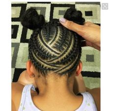 8 Simple Protective Styles For Little Girls Headed Back To School [Gallery] |