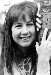 JUDITH DURHAM - Judith Durham.  I love how her voice is clear as a bell and she 'flies' when she sings.
