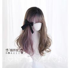 improper link Kawaii Hairstyles, Pixie Hairstyles, Pretty Hairstyles, Style Kawaii, Lolita Hair, Cosplay Hair, Magic Hair, Fantasy Hair, Hair Reference