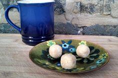 Vanilla Coconut Macaroons   Nutrition Twins Nutrition Twins