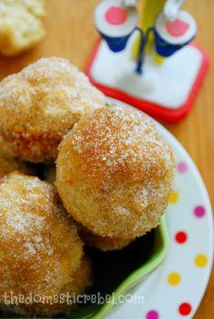 Churro Donuts [Made with Zulka Sugar!] | The Domestic Rebel