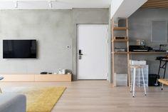 空間設計與裝潢 - [ 舊屋翻新 ] 把空間留給單品的極簡風格! - 居家 - Mobile01