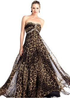 leopard print wedding dress -- MINE IS BETTER.  ) This just looks like 8a436369c