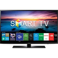 Samsung - 60 Class Smart 1080P LED HDTV With Wi-Fi