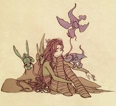 Valka's like a Disney princess.. but with dragons. <---- She's a Dreamworks Queen! :) P.S. Valka looks really pretty with her hair down.