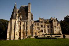 Château de Fontaine-Henry - Fontaine-Henry, France | AFAR.com