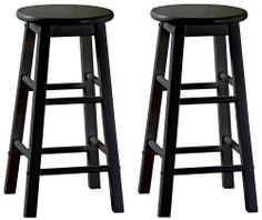 "American Heritage Classic Set of Two 30"" High Bar Stools Universal Lighting and Decor,http://www.amazon.com/dp/B00489O9YM/ref=cm_sw_r_pi_dp_RpmYsb0KT60791TY"