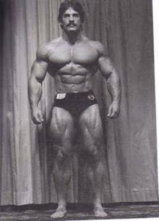 """Mentzer had one of the greatest physiques of all time. I didn't agree with """"Heavy Duty"""" completely, but I respected his philosophical approach."""