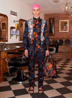 Givenchy Spring 2014 Pre-Collection