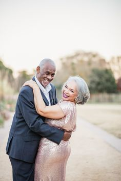 This Crazy Cute Couple Just Celebrated Their 47-Year Marriage with a Stunning Photo Shoot | Brides