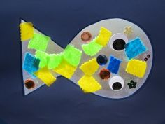 Fish Craft for Kids