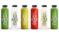 Three-day supply (18 bottles) of cold-pressed raw juices packed with essential nutrients and enzymes
