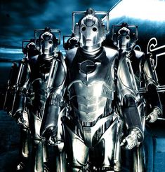 The newest Cyberman design