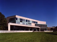 a2eef789197a The new Campus Center on Brandeis University s campus was designed by  Charles Rose Architects to act as a hub of activity for students