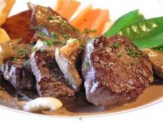 Receta de lomo al estragón | Cocinero Online