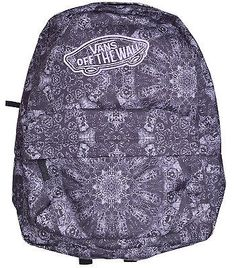 Vans Realm Old Skool Backpack