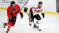 Photos: Blackhawks Prospect Camp On-Ice Sessions Day 3