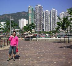 Near South Aberdeen, HK