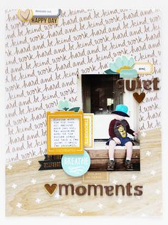 Quiet Moments by Carson at @studio_calico