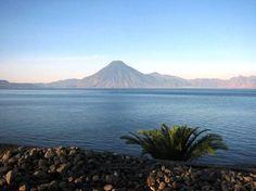 Hermosos Paisajes de Guatemala Lago Atitlan #NQF #viajar #guatemala #lugares
