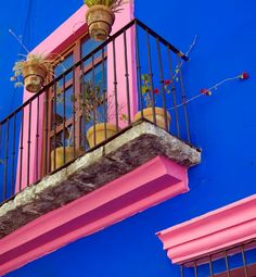 architecture in puebla, mexico