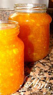 La Cocina de Ani: Mermelada casera de naranja al estilo tradicional paso a paso