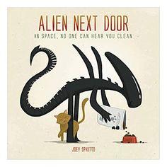 Alien Next Door   ThinkGeek