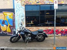 Honda Shadow VT750 ACE Bobber with rego #honda #shadowvt750ace #forsale #australia