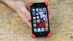 Sugru iPhone bumpers