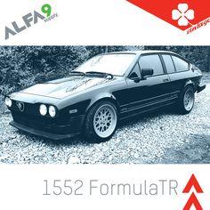 Formula TR, Alfa Romeo