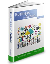 Business in Action, 8th Edition, by Bovee and Thill