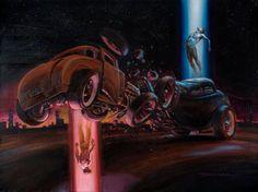 The Art Of Animation, Damian Fulton