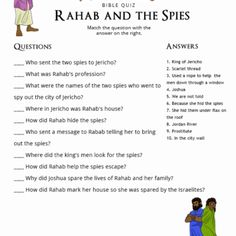 Free Christian Bible activities: worksheets, quizzes, puzzles, and lessons for parents and teachers. Teach your children more about the Bible. Quizzes For Kids, Bible Activities For Kids, Sunday School Activities, Group Activities, Sunday School Teacher, Sunday School Lessons, Bible Lessons For Kids, Bible For Kids, Bible Quiz