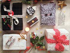 Selezione di pacchi natalizi by marie claire idees