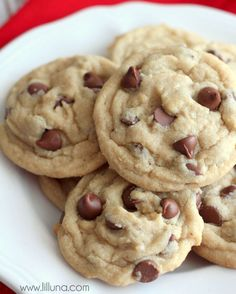Our Favorite Chocolate Chip Cookie recipe!!