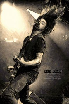 .....| Dave Grohl | Digital Art | Painting | ......